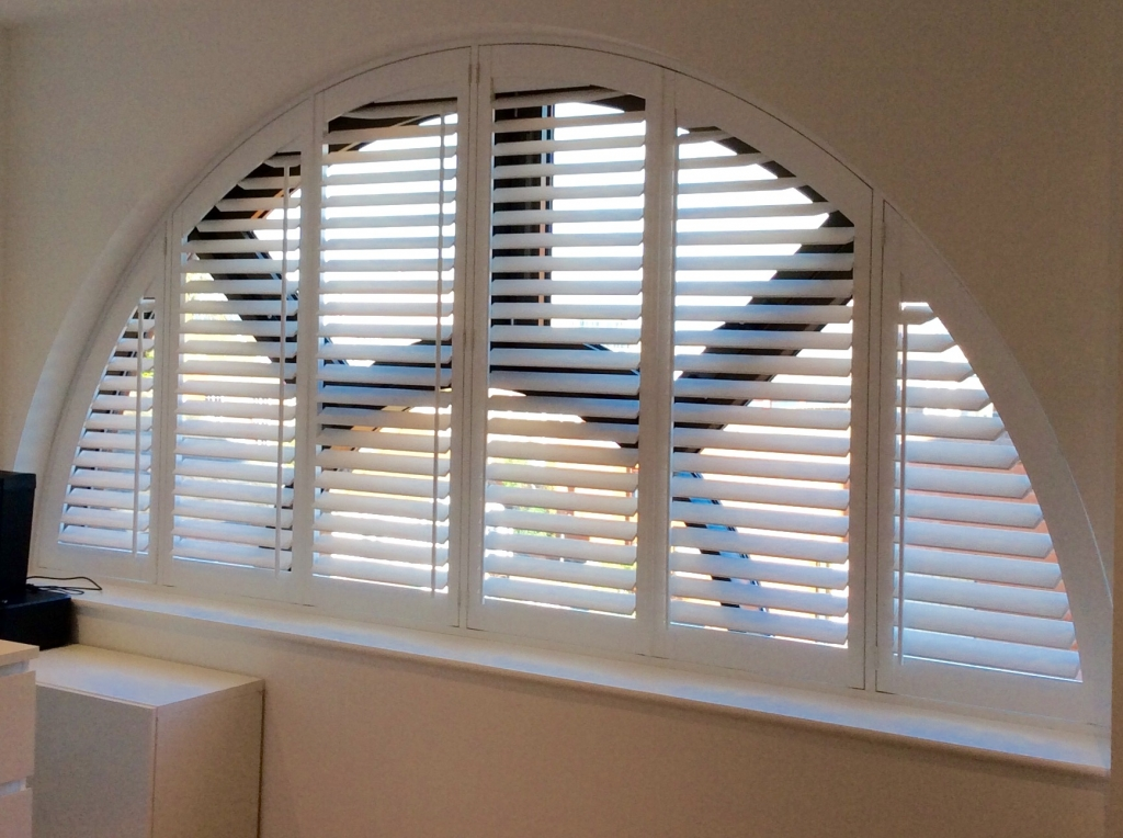 Shaped Window Shutters Free Consultation Sale Now On
